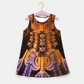 Thumbnail image of amazing -4- Girl's Summer Dress, Live Heroes