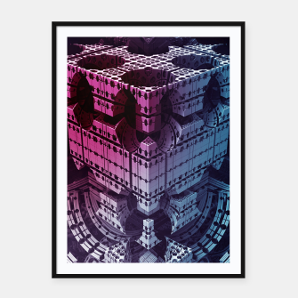 Thumbnail image of amazing -3- Framed poster, Live Heroes