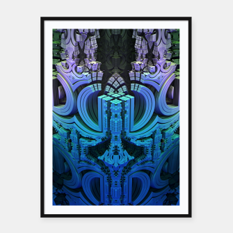 Thumbnail image of amazing -1- Framed poster, Live Heroes