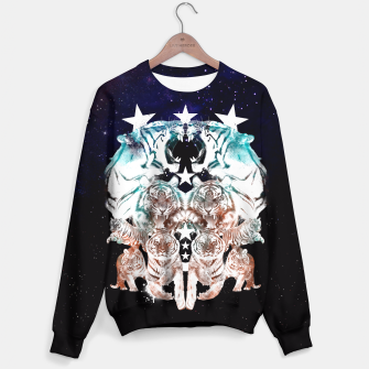 Thumbnail image of SABRETOOTH Sweater, Live Heroes