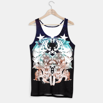 Thumbnail image of SABRETOOTH Tank Top, Live Heroes