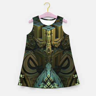 Thumbnail image of amazing -6- Girl's Summer Dress, Live Heroes