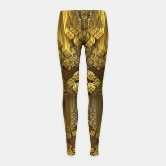 Thumbnail image of amazing -5- Girl's Leggings, Live Heroes