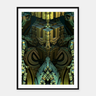 Thumbnail image of amazing -6- Framed poster, Live Heroes