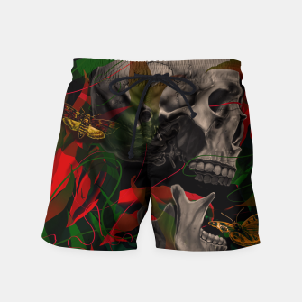 Thumbnail image of Existence Swim Shorts, Live Heroes