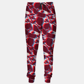 Thumbnail image of 3D artistic spots Sweatpants, Live Heroes