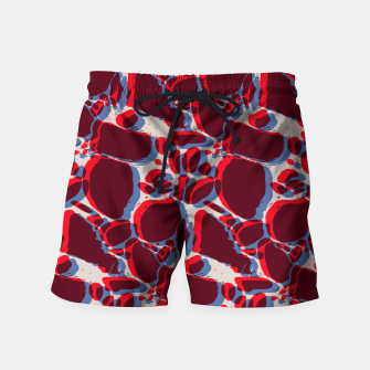 Thumbnail image of 3D artistic spots Swim Shorts, Live Heroes