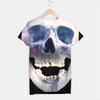 Thumbnail image of I'm only human - Skull T-shirt, Live Heroes