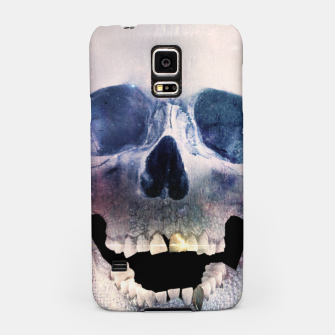 Thumbnail image of I'm only human - Skull Samsung Case, Live Heroes