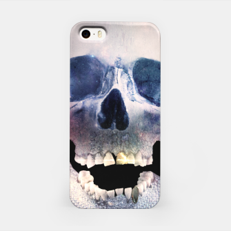 Thumbnail image of I'm only human - Skull iPhone Case, Live Heroes