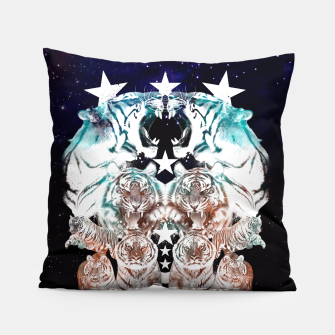 Thumbnail image of SABRETOOTH Pillow, Live Heroes