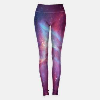 Thumbnail image of Space Design 10 Leggings, Live Heroes