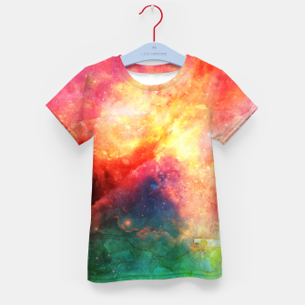 Space Design 11 T-Shirt für Kinder thumbnail image