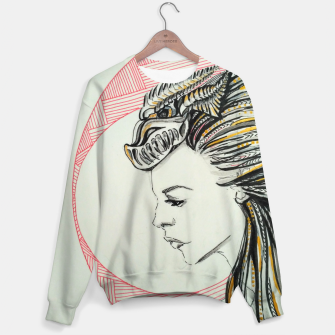 Thumbnail image of Skull inspiration Sweater, Live Heroes