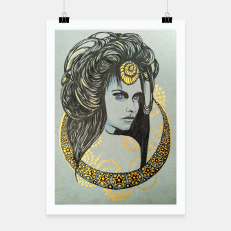 Thumbnail image of Witchy Poster, Live Heroes
