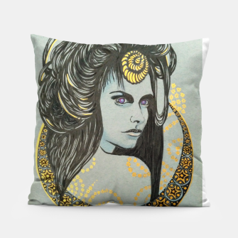 Thumbnail image of Witchy Pillow, Live Heroes