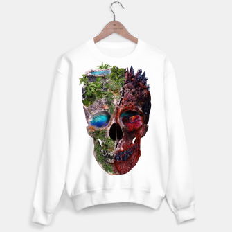 Thumbnail image of Metamorphosis Sweater, Live Heroes