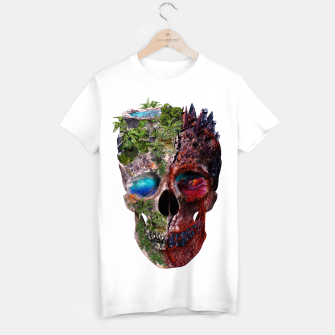 Thumbnail image of Metamorphosis T-shirt, Live Heroes