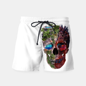 Thumbnail image of Metamorphosis Swim Shorts, Live Heroes