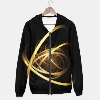 Thumbnail image of orbits Hoodie, Live Heroes