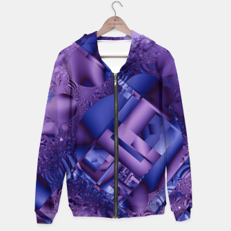 Thumbnail image of structures lilac Hoodie, Live Heroes