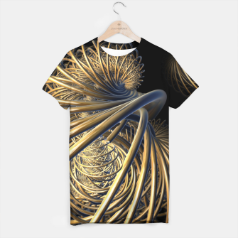 Thumbnail image of orbits and rings T-shirt, Live Heroes