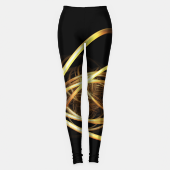 Thumbnail image of orbits Leggings, Live Heroes