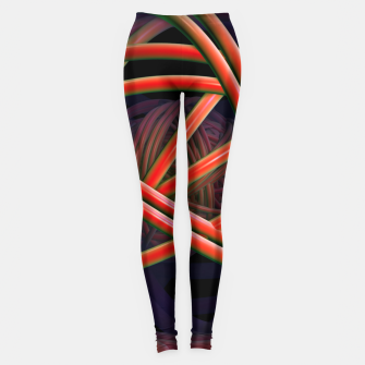 Thumbnail image of universal Leggings, Live Heroes
