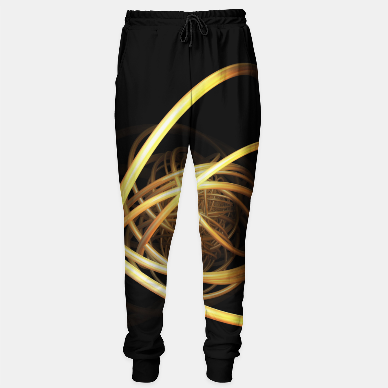 Image of orbits Sweatpants - Live Heroes