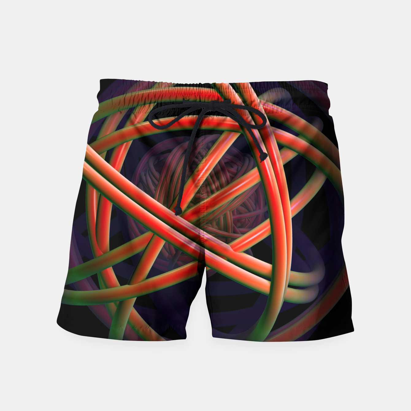 Image of universal Swim Shorts - Live Heroes