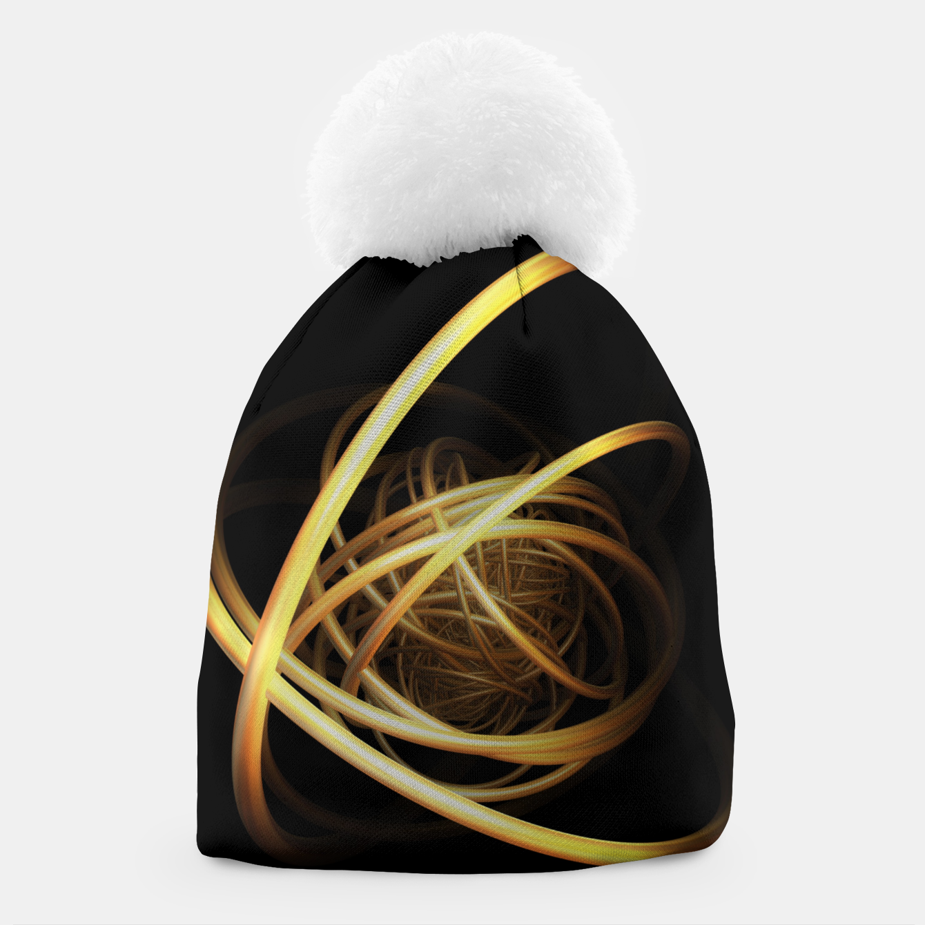 Image of orbits Beanie - Live Heroes
