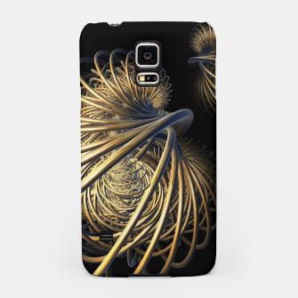 Thumbnail image of orbits and rings Samsung Case, Live Heroes