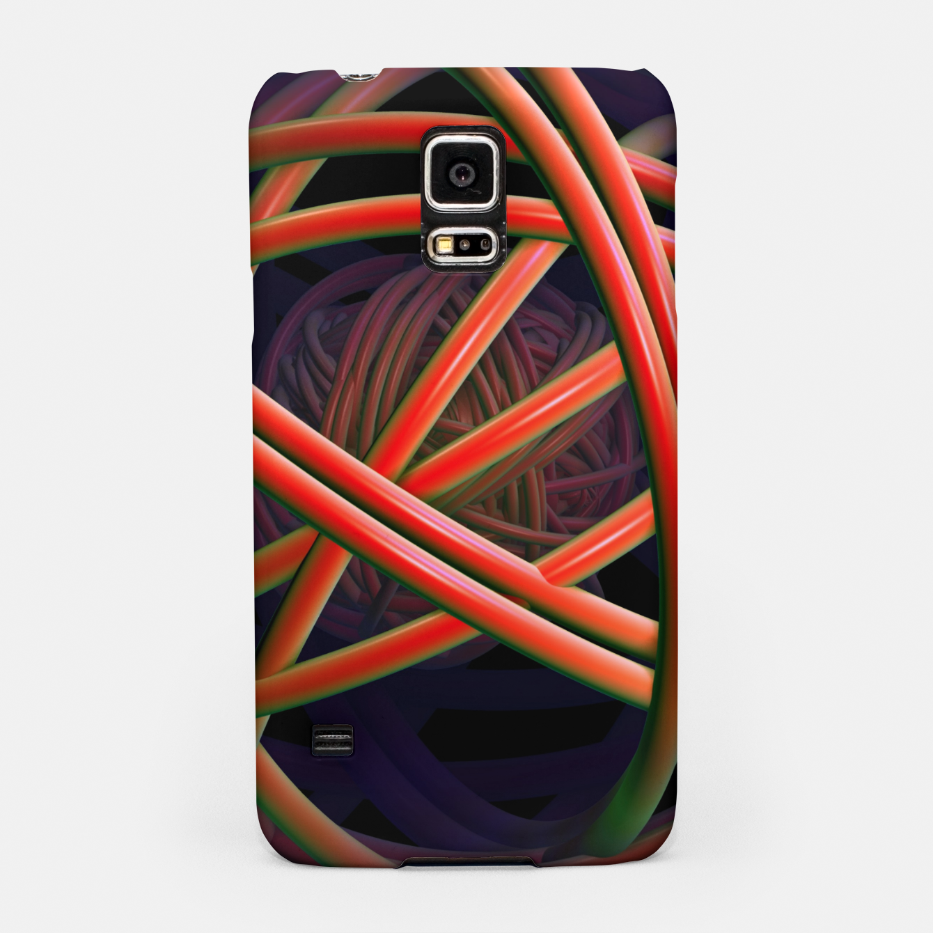 Image of universal Samsung Case - Live Heroes