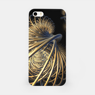 orbits and rings iPhone Case thumbnail image