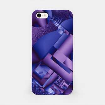 structures lilac iPhone Case thumbnail image