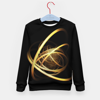 Thumbnail image of orbits Kid's Sweater, Live Heroes