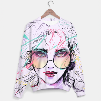 Thumbnail image of M I A M I    T E R R O R Sweatshirt, Live Heroes