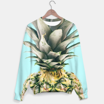 Tropical Pineapple Sweater obraz miniatury