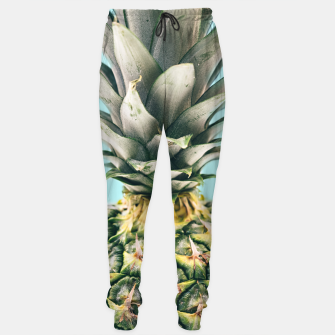 Tropical Pineapple Sweatpants obraz miniatury