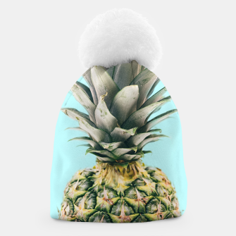 Tropical Pineapple Beanie obraz miniatury