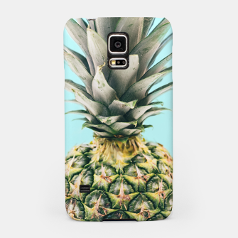 Tropical Pineapple Samsung Case obraz miniatury