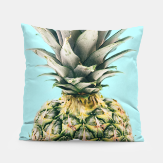 Tropical Pineapple Pillow obraz miniatury
