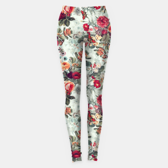 Thumbnail image of Summer Garden IV Leggings, Live Heroes