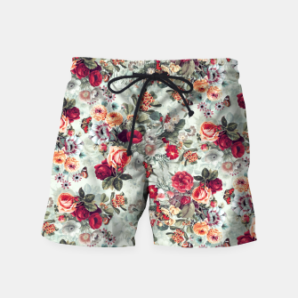 Thumbnail image of Summer Garden IV Swim Shorts, Live Heroes