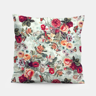 Thumbnail image of Summer Garden IV Pillow, Live Heroes