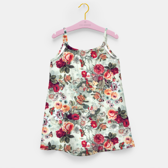Thumbnail image of Summer Garden IV Girl's Dress, Live Heroes