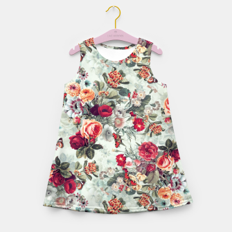 Thumbnail image of Summer Garden IV Girl's Summer Dress, Live Heroes