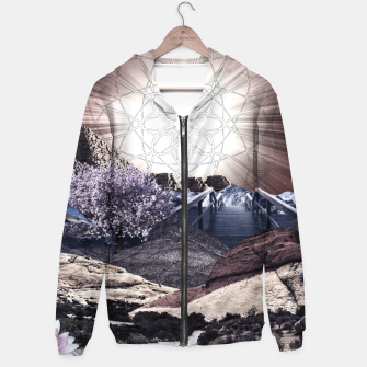 Thumbnail image of CREATURE OF THE UNIVERSE Hoodie, Live Heroes