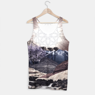 Thumbnail image of CREATURE OF THE UNIVERSE Tank Top, Live Heroes