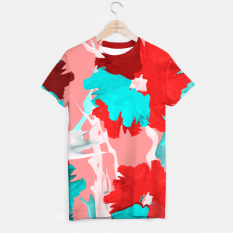 Thumbnail image of Flowerpower T-shirt, Live Heroes